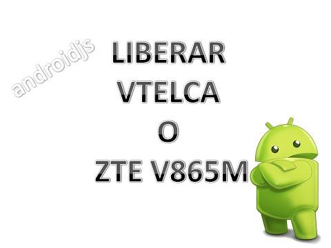 Liberar Vtelca Telepatria V865M