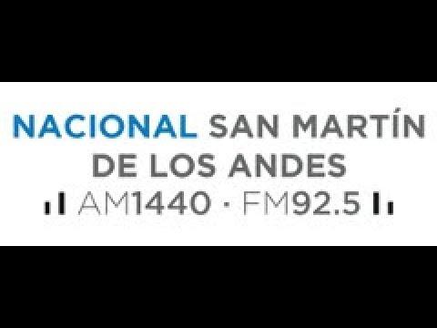 LRA 53 RADIO NACIONAL SAN MARTIN DE LOS ANDES.   FM 92 5 -  SAN MARTIN DE LOS ANDES   (ARGENTINA)