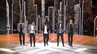 MBC The X Factor -The Five  -إنتي- العروض المباشرة