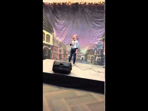 Let It Snow Cover- Emma Rosenlund