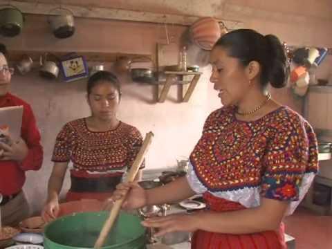 San Mateo Ixtatán, Tv Maya en tu comunidad, 02 junio 2015