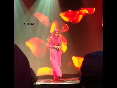 5.11.2017 #SFMM32 Siti Nordiana | Terus Mencintai