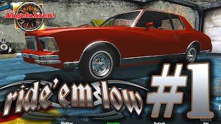 Ride em low - Let