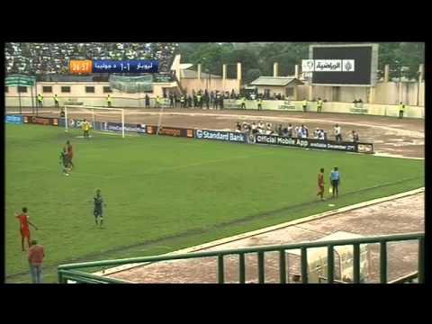 AC Léopards vs Djoliba - 2012 CAF Confederation Cup Final - 2 Leg