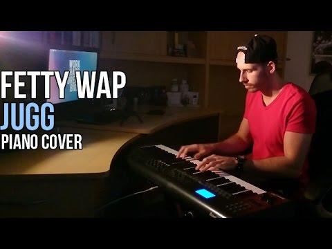 Fetty Wap Feat. Monty - Jugg/Jug With Me (Piano Cover By Marijan)