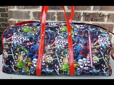 Dallas Duffle by Swoon