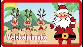 Melekalikimaka é... FELIZ NATAL   Canção de Natal