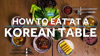 How to Eat Korean Food (Without Embarrassing Yourself) | Serious Eats