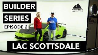 BUILDER SERIES: LAC Scottsdale | Luxury Van Builds in Arizona | Sprinter Van 12v Air Conditioning