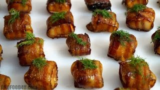 Smoked Bacon & Salmon Recipe - Bbqfood4u