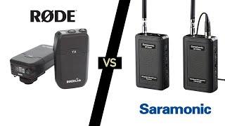 RØDE Link Wireless Lapel vs Saramonic Wireless Lapel Mic - Basic Filmmaker Ep 177