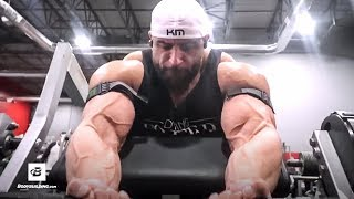 Arm Occlusion Training With IFBB Pro Fouad Abiad | Kaged Muscle