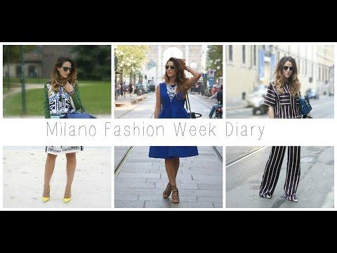 Milano Fashion Week Diary