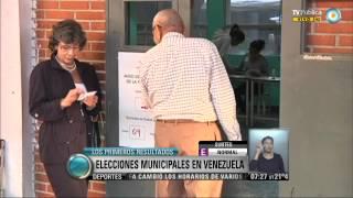 Visión 7: Elecciones municipales en Venezuela
