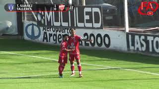 FATV 18/19 Fecha 17 - Tristán Suárez 2 - Talleres 1