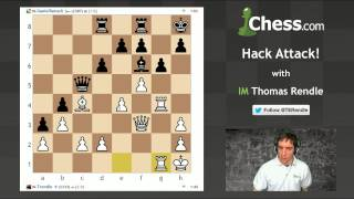 "Twitch Chess: ""Hack Attack"" 