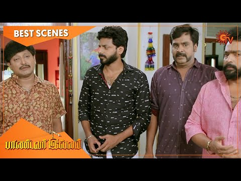 Pandavar Illam - Best Scenes | Full EP free on SUN NXT | 28 Sep 2021 | Sun TV | Tamil Serial