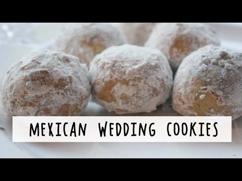 How To Make Mexican Wedding Cookies || Cook Like A World Traveler