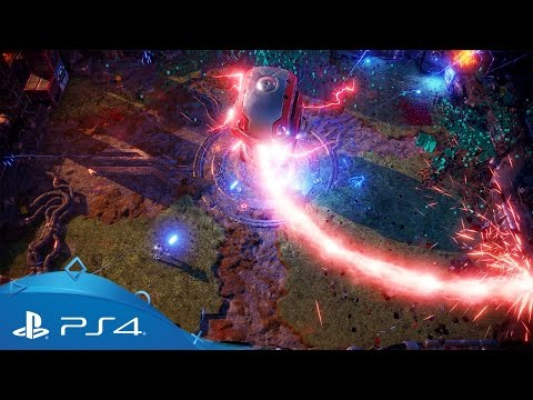 Nex Machina | Co-Op Trailer | PS4