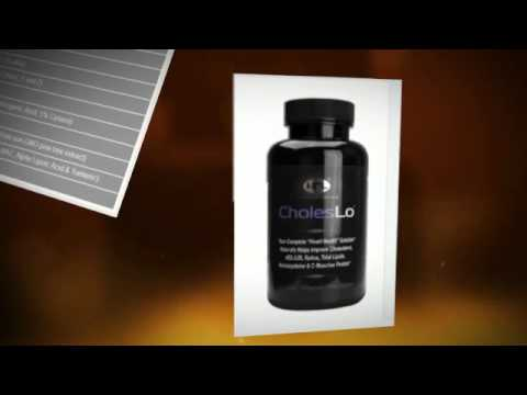 CholesLo Review | Cholesterol Lowering Supplement - YouTube