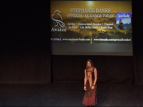 Creating Authentic Power with Stephanie Banks