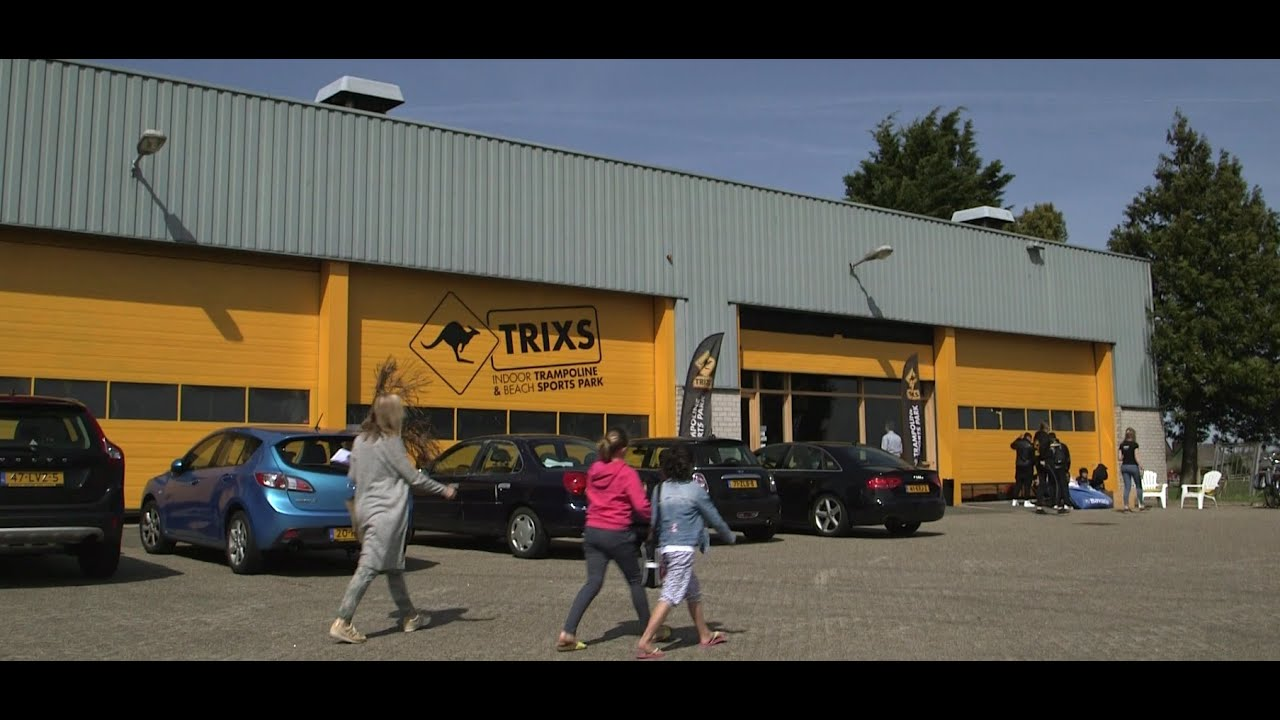 Verbazingwekkend Bedrijfspromo TRIXS Leidschendam - YouTube DI-69