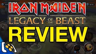 Iron Maiden Legacy Of The Beast Review