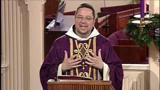 Daily Catholic Mass - 2016-12-02 - Fr. Anthony