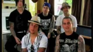 Avenged Sevenfold MTV INTERVIEW (B-SIDES) Part 2