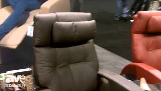 Cedia 2014: Positive Posture Showcases The Luma Zero Gravity Chair
