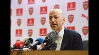 GAZIDIS OUT!!! | Arsenal's CEO Leaves For AC Milan