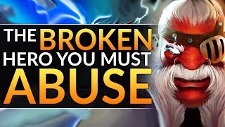 The INSANELY OVERPOWERED HERO You MUST EXPLOIT - DISRUPTOR Pro Tips and Tricks - Dota 2 Hero Guide