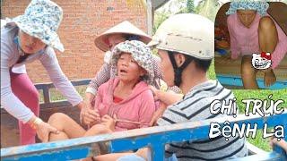 Giúp gia đình chở chi Trúc mắc căn bệnh lạ đi tri bệnh.(Clip kỷ niệm)
