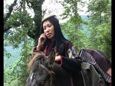 Bhutan Bmobile Commercial(Bhutan telecom ltd.)