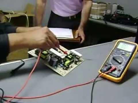 Soluciones para el Servicio de Pantallas LED, LCD, Plasma y Smart Lección 1 Parte 1