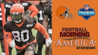 Cleveland Browns Training Camp: Jarvis Landry says Browns building something special