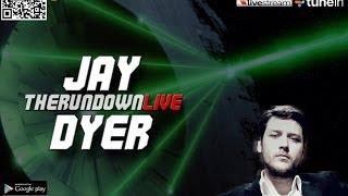 The Rundown Live #261 Jay Dyer (Plato,Philosophy,Mind Control,Transhumanism)