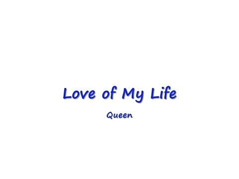 Love Of My Life - Queen (Lirik Dan Terjemahannya)