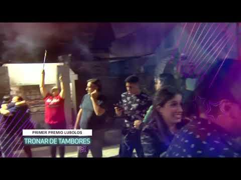 Tronar de Tambores – Primer Premio Carnaval 2020 – Lubolos
