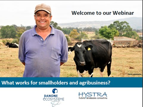 WEBINAR 01.02.2016 SMALL FARMERS AND BUSINESS