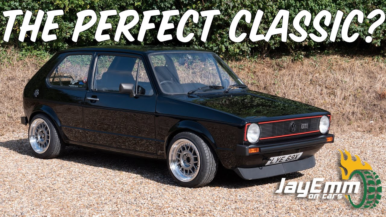 Is The Mk1 Volkswagen Golf Gti The Ultimate Classic Car Youtube
