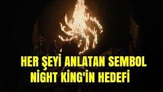 Night King'in Mesajı Ne Anlama Geliyor? // Game Of Thrones 8.Sezon 1.Bölüm Teori