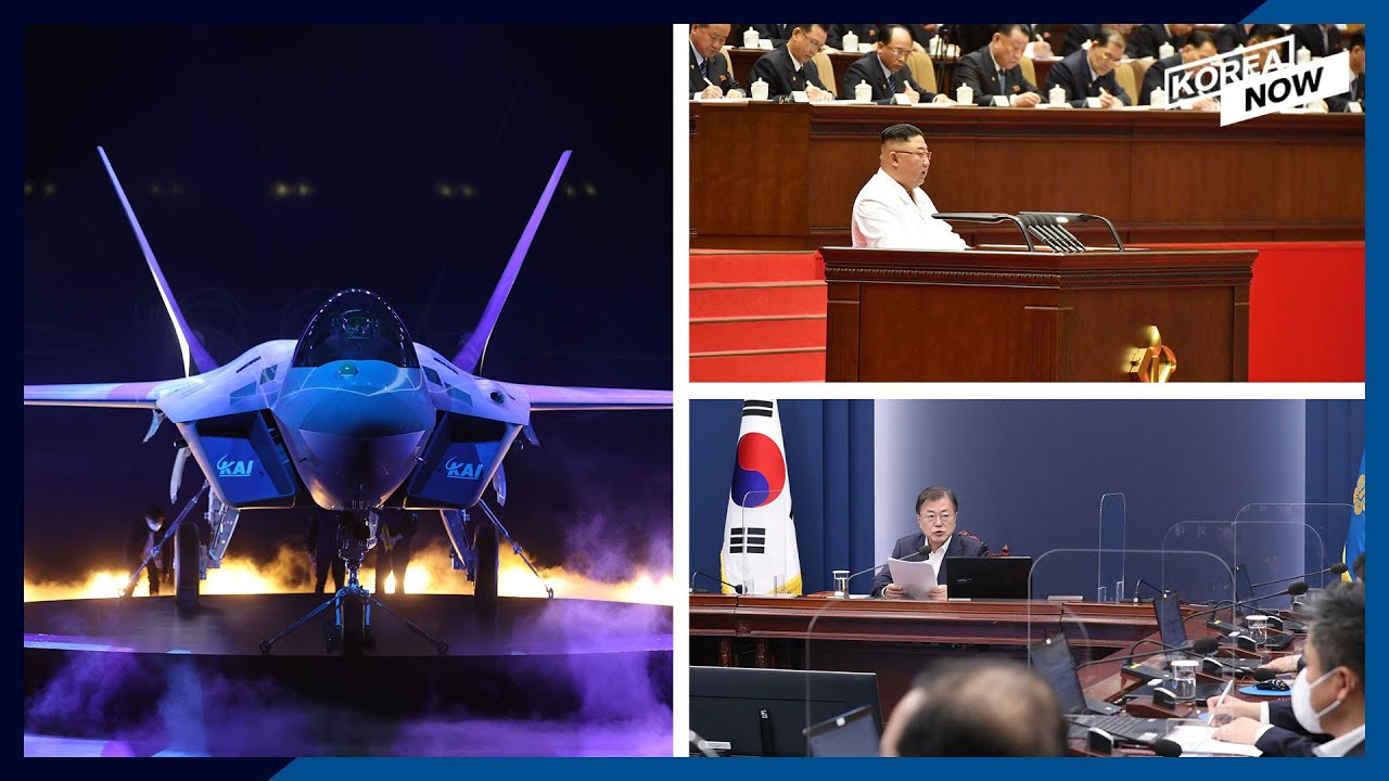 Korea & Indonesia roll out 1st prototype of KF-21 jet / 86% of Koreans want Moon's policy change