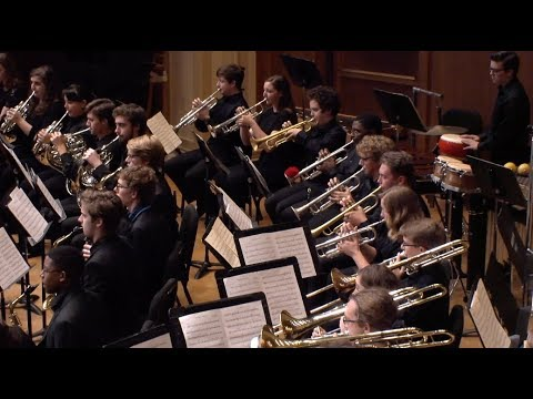Lawrence University Symphonic Band - October 13, 2018