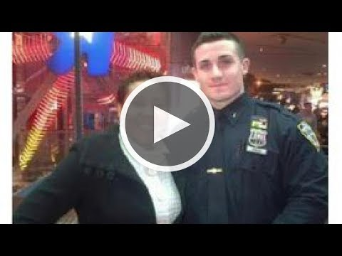 Actress Shan George meets NYPD officer who says Nigeria Police Force