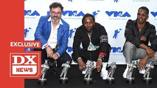 """kendrick lamars 2017 mtv vma wins were a """"humble"""" moment for director dave meyers too"""