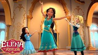 Got it Down | Music Video | Elena of Avalor | Disney Junior