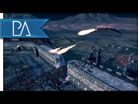 Fierce Fight for the Walls: Naval reinforcements - Medieval Kingdoms Total War 1212AD Mod Gameplay