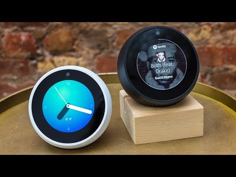 Amazon Echo Spot review Mp3
