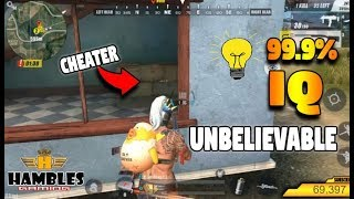 99.9% IQ LIFE OF CHEATER - [Cheat of Survival] - (Rules of Survival: Battle Royale)